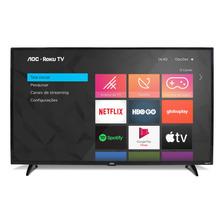 Smart Tv Aoc 43  Full Hd Roku Tv 43s5195/78g