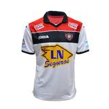 Camisetas Futbol Joma Chacarita Blanca Suplente Nueva 2015