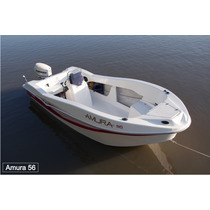 Amura 56 -astillero Navegar -tracker -pesca -lancha Trucker