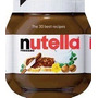 Libro Nutella The 30 Best Recipes (top Bound), Ferrero *sk