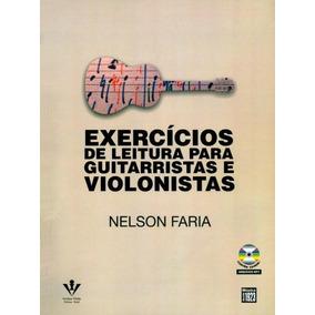 Exercícios De Leitura Para Guitarristas E Violoni