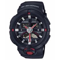 Relógio Casio G-shock Ga-500 1a4 Ga500 Lançamento
