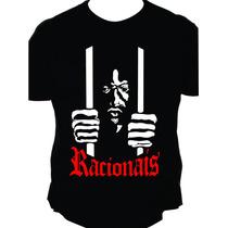Camiseta Rap Racionais Mcs Camisa Vida Loka