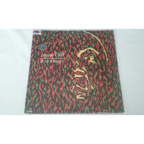 Lp - Jimmy Cliff - Breakout - Encarte - 1991