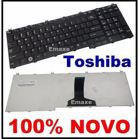 Teclado Toshiba L350 L500 L550 P200 P300 A500 A505 Padrão Us