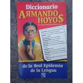 Diccionario Armando Hoyos