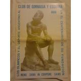 Centenario Club De Gimnasia Y Esgrima Los Olímpicos