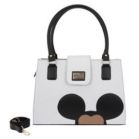 Bolsa Feminina Kit 2 Bolsas Mickey Imperdível Promoção Frete