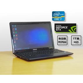 Notebook Gamer Samsung I7 Placa De Video Nvidia 2gb 8gb Ram