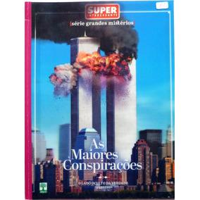 Livro: As Maiores Conspirações Superinteressante