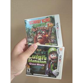 Jogos Nintendo 3ds Luigi