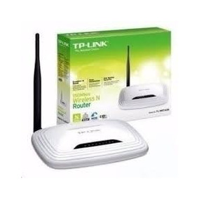 Router 1 Antena Tp-link 150mbps Tl-wr741nd