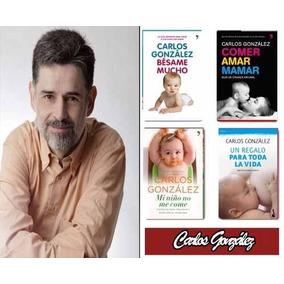 Lote Combo Digital De Libros De Carlos González 5x1