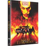 Às Vezes Eles Voltam - Trilogia - Box Com 3 Dvds