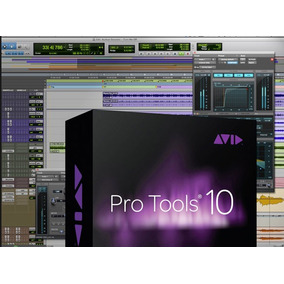 Pro Tools 10 Hd Mac Ou Windows Com Suporte Nas Instalações