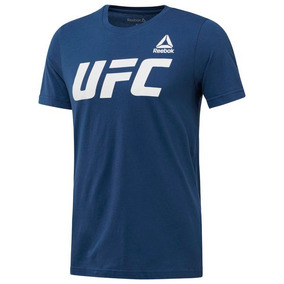 Remera Training Reebok Ufc Fg Logo Tee Bl Hombre On Sports