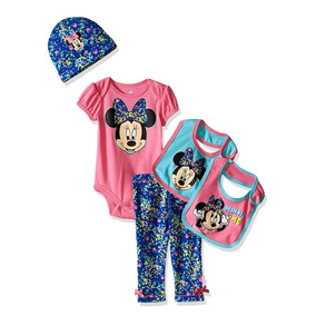 Disney Baby Minnie Mouse 5 Piezas
