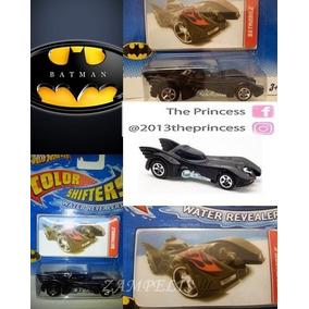 Batmobile Hot Wheels Color Shifters