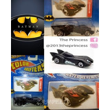 Batmobile Hot Wheels Color Shifters