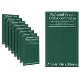 Obras Completas Sigmund Freud - 25 Tomos, Freud, Amorrortu #