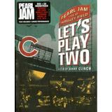 Pearl Jam Lets Play Two Live Dvd+ Cd Sellado Us Korn Ciudad