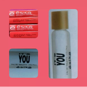 Perfume Its You Frascos De 4,5ml Originales Esika