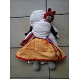 Muñeca Originaria Ropa Tipica Coya Con Bebe