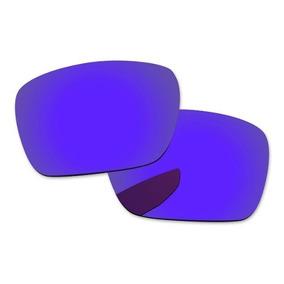 cf7629370ce Lente Violet Purple Polarizada P  Oakley Tincan Carbon Top. R  120