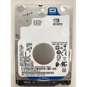 Disco Rígido 1tb Notebook Western Digital Blue 5400 Rpm Sata