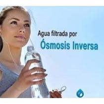 Filtro Purificador De Agua Osmosis Inversa Red O Pozo