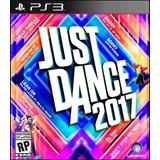 Juego Just Dance 2017 Ps3 Fisico Nuevo Sellado
