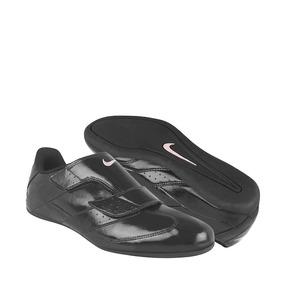 Tenis Casuales Nike Para Mujer Simipiel Negro 429884002
