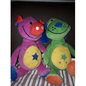 Phi Phi Toys Set De 2 Peluches Medianos Leer Medidas