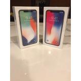Apple Iphone X-64gb- Espaço Cinza (desbloqueado) E Envio Mun