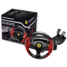 Volante Thrustmaster Ferrari Racing Wheel Ps3 Pc Red Edition