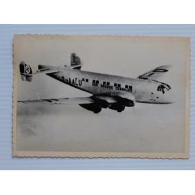 Fotgrafia Russa Original 2ª Guerra Avião Alemão Dessauer
