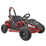 Go Kart Electrico 1000w Carrito Montable Con Reversa 3 Vel.