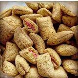 Almohaditas Rellenas Avellana 1 Kg. Cereal Crujiente Haedo