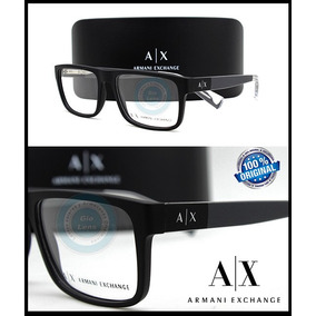 Armazon Oftalmico Armani Exchange Ax3035 - 8078 Matte Black