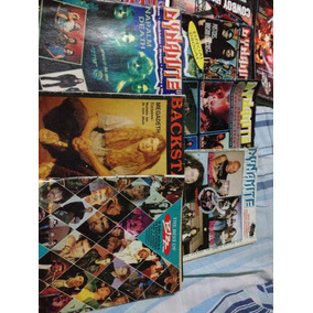 Revistas Rock/metal Raras