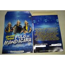 Cd E Dvd Fulô De Mandacaru Ao Vivo Caruaru + Frete Gratis