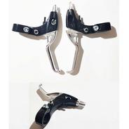 Par De Manijas De Freno / V Brake / Full Aluminio Logan