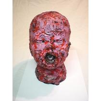 Hora Do Pesadelo - Busto Cabeça Freddy Krueger Cara Queimada