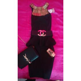 Preciosa Blusa Elegante Con Cadena!!!