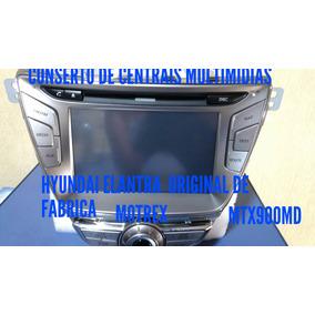 Assistência Conserto Multimidia Motrex Hyundai Elantra Hb20