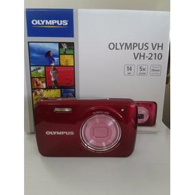 Camara Olympus Vh-210 14mp, 5x Zoom, Nueva