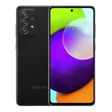 Samsung Galaxy A52 128 Gb Negro Sorprendente 6 Gb Ram