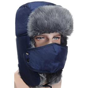 Gorro Aviador Ruso Polar Nordico Frio Extremo Ultra Termico