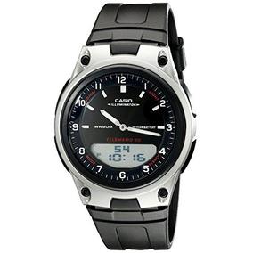 Casio Aw80-1av Forester Ana-digi Databank Watch Reloj