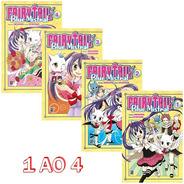 Fairy Tail Blue Mistral 1 Ao 4 - Completo! Jbc! Lacrado